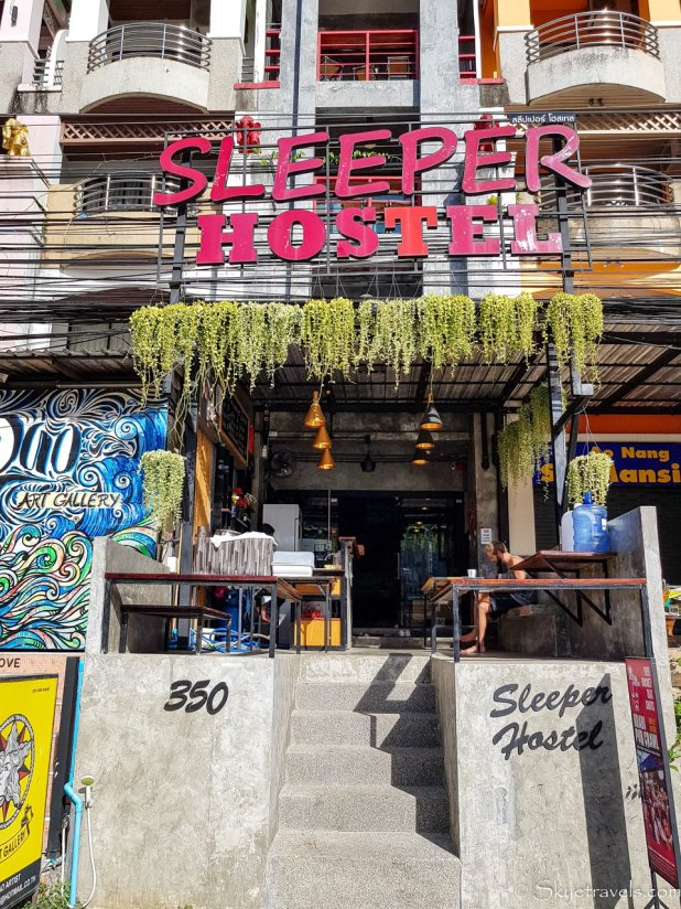 Sleeper Hostel in Ao Nang