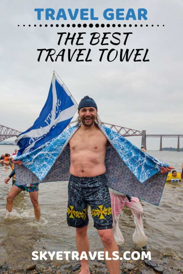 The Best Travel Towel Pin