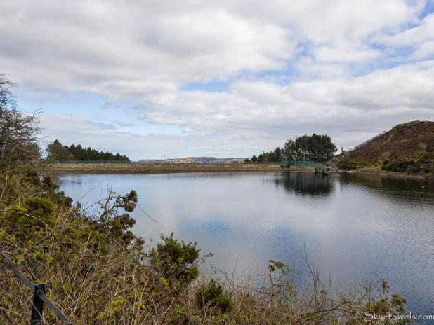 Reservoir in the Pentlands