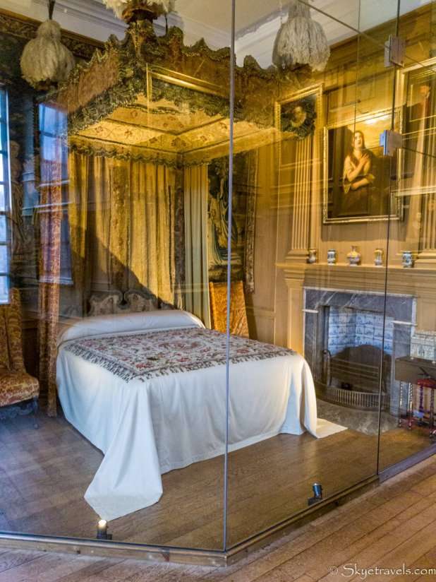 Holyrood Palace Lord Darnley's Bedchamber