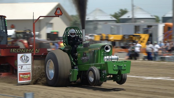 Outlaw Truck and Tractor Pulling