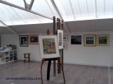Skyeworks Gallery Mixed Summer Exhibition 2013
