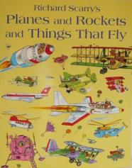 planes and  rockets
