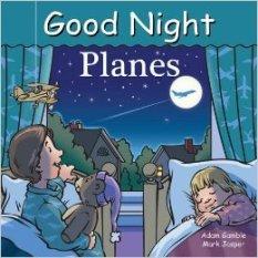 Good Night Planes book