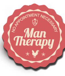 Man Therapy Logo