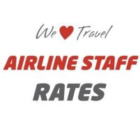 Airline staff rates logo