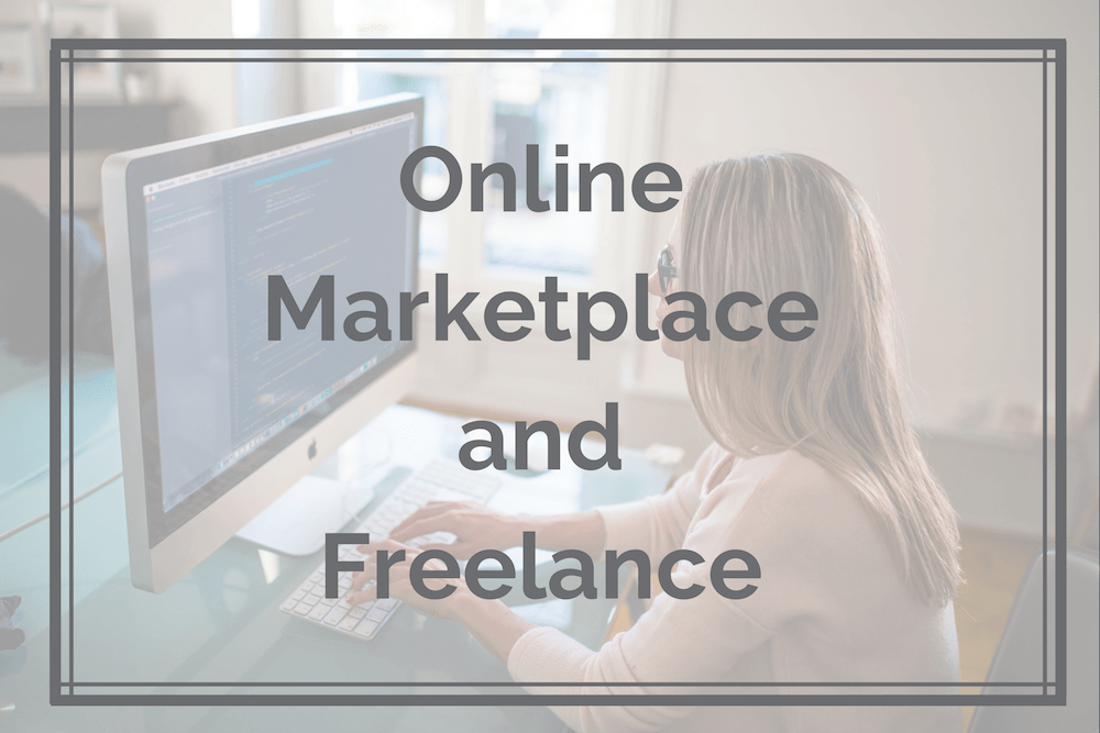 Online Marketplace and Freelance