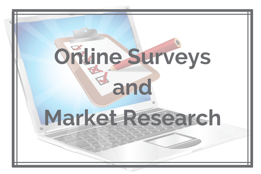 Online Surveys and Market Research