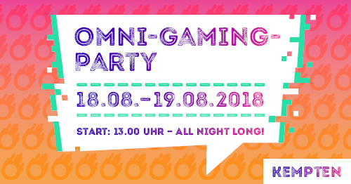 Omni-Gaming-Party 2018