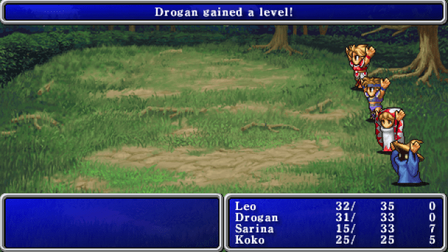 Final Fantasy I: Level Up