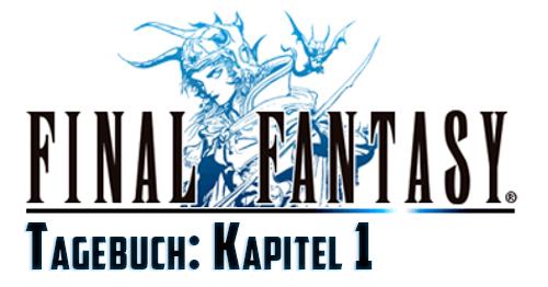 Final Fantasy Tagebuch – Final Fantasy I