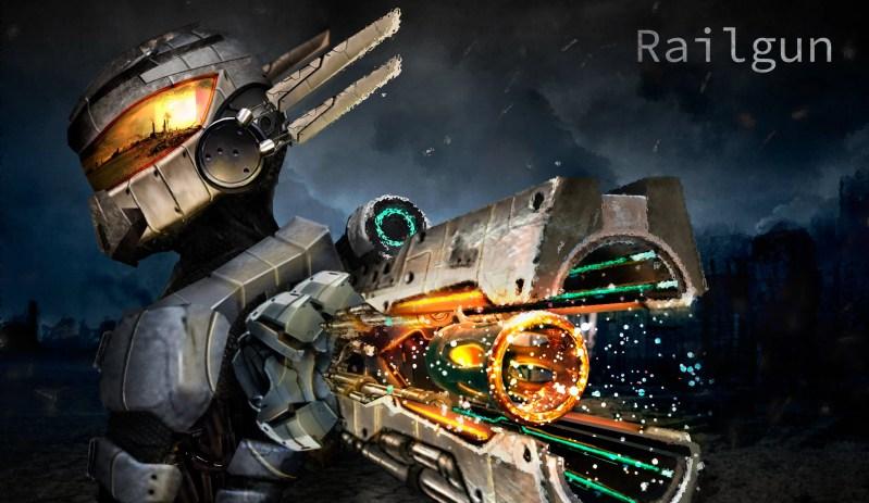 Poster_of Railgun