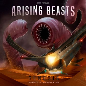 Arising Beasts Audiobook Cover
