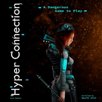 Hyper Connection Audiobook Cover