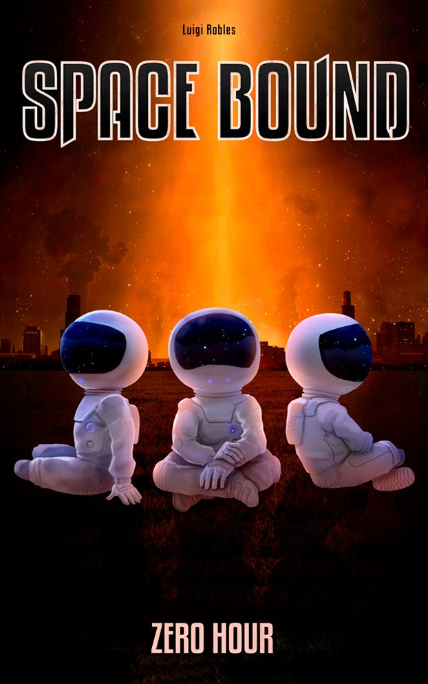 space bound book cover