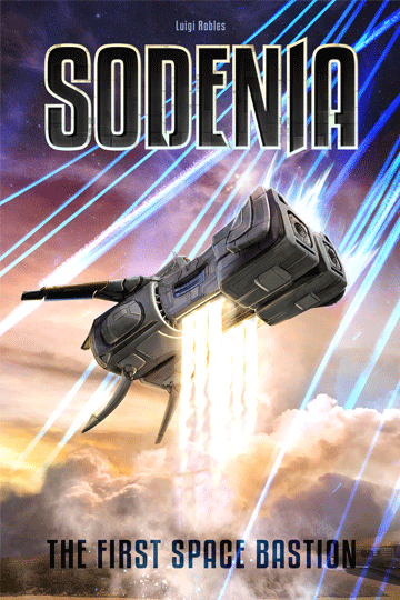 Sodenia the first space bastion