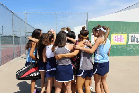 Tennis: Seniors Final Match
