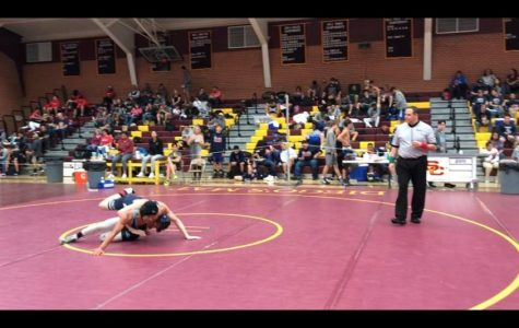 Wrestling Fighting to the End