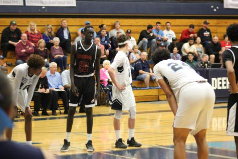 Boys Basketball kills it in first round of State Playoffs