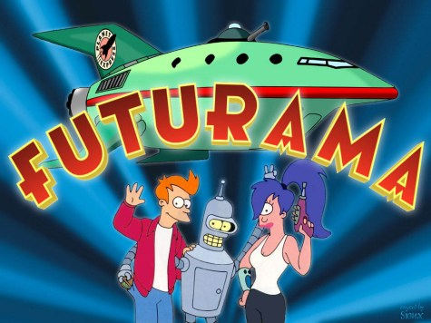 Futurama Goes Missing!