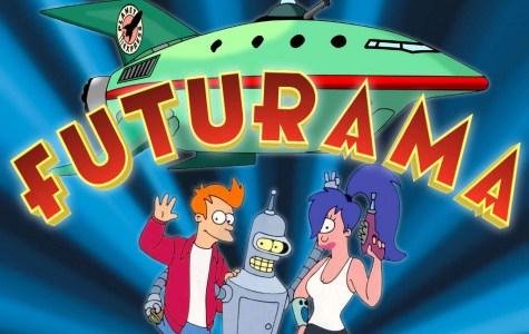 Futurama Goes Missing!