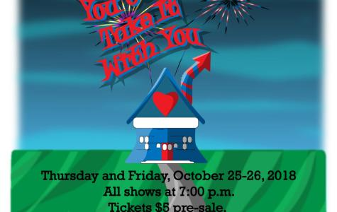 Don't miss the fall play this week