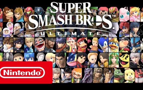 Super Smash Bros Ultimate: Settle it in Smash
