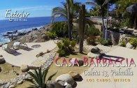 Casa Barbaccia Villa in Caleta, Palmilla, Los Cabos, Mexico – Exterior Aerial
