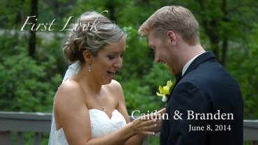 Caitlin & Branden FirstLook
