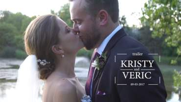Kristy and Veric Wedding Trailer