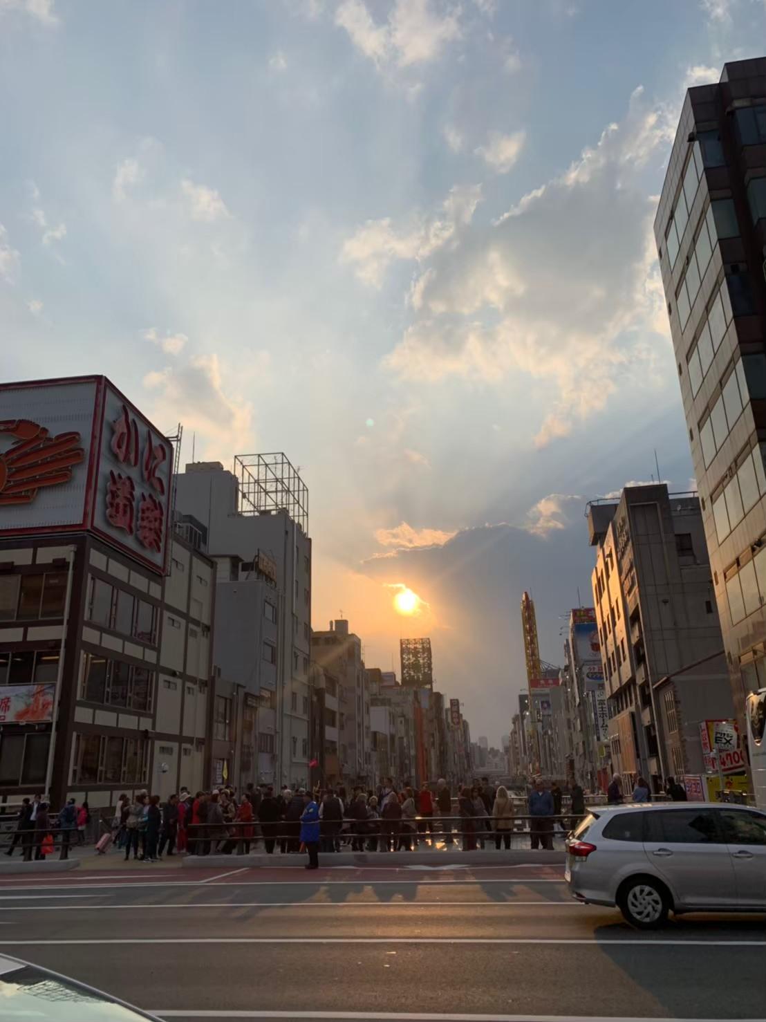 大阪自由行 – 初趣玩