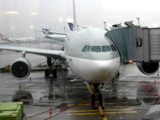Airbus 330 QR we Frankfurcie