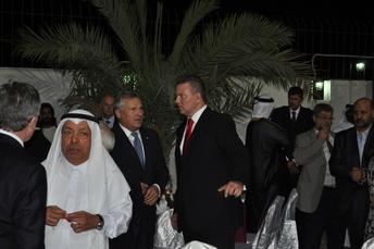 Aleksander Kwaśniewski w Doha