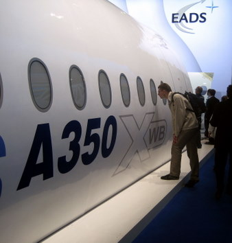 Mock-up A350XWB