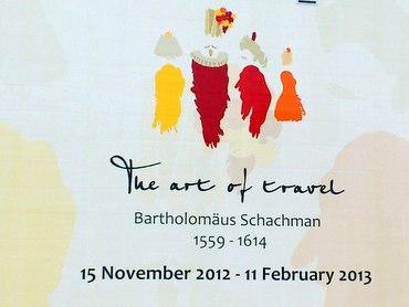 The Art of Travel: Bartholomäus Schachman (1559–1614)