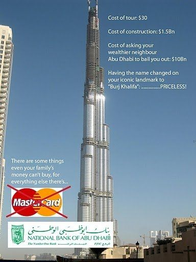 Burj Khalifa czyli Burj Dubai