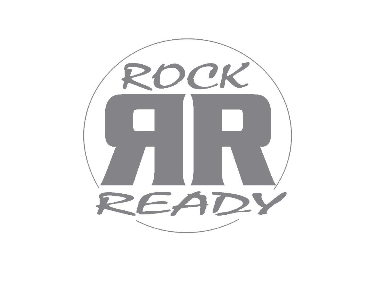 Rock Ready Cut Decal Size 4 5 Inch