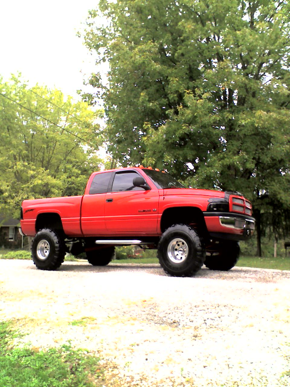 hight resolution of 1997 dodge ram 1500 lifted