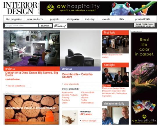 Top Interior Design Websites