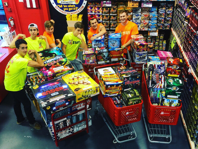Sarasota Fireworks Sale  Big  Wholesale Stores in