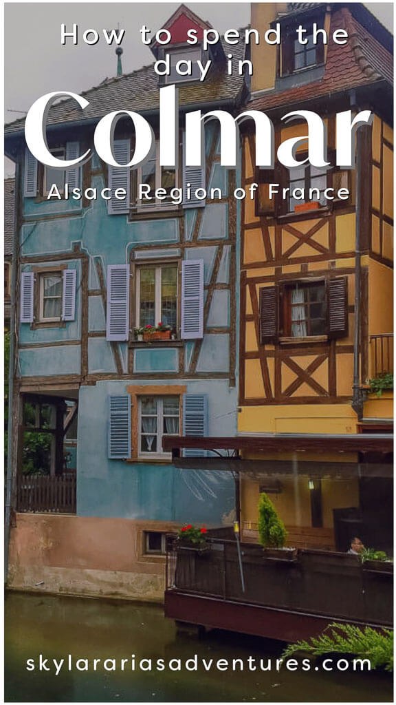 Two days in Colmar france