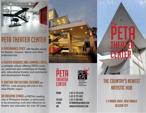 Peta Theater Center