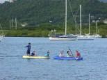 Fun at Hog Island with Lagom, Shambala and Pontea.