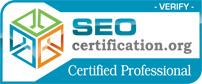 SEO certified