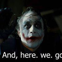 Am I the Joker?