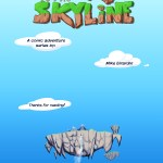 Journey to the Skyline issue 01 credits page