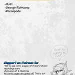 Journey to the Skyline Issue 02 supporter page