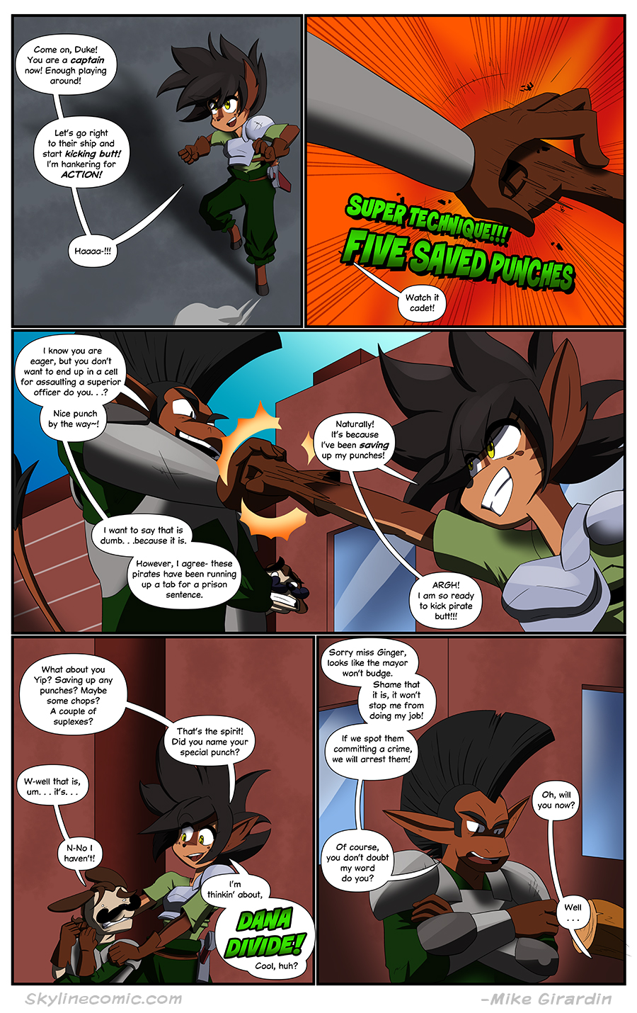 Journey to the Skyline issue 04 page 06