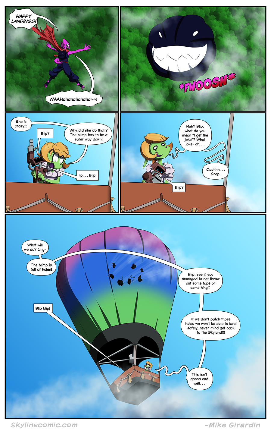 Journey to the Skyline issue 04 page 17
