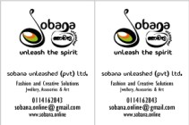 Sobana-Sticker